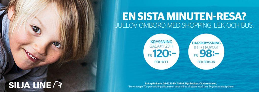 Tallink-Silja-annons